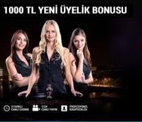 Betburda Yeni Casino Üyelik Bonusu