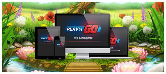 Play'n Go oyun sağlayıcısı