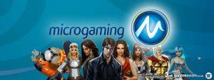 Microgaming oyun sağlayıcısı