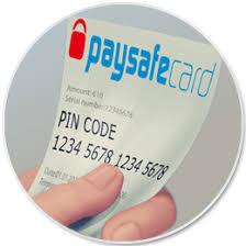 paysafecard pin numarası